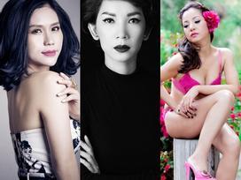 Điểm mặt những sao Việt tổn thương khi vướng lưới tình với người đồng tính