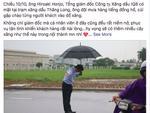 Hình ảnh được chia sẻ nhiều nhất hôm nay: Ông chủ người Nhật đội mưa, cúi gập người chào khách