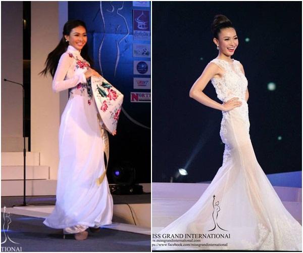 Điểm danh loạt nhan sắc Việt từng tham gia đấu trường Miss Grand International-2