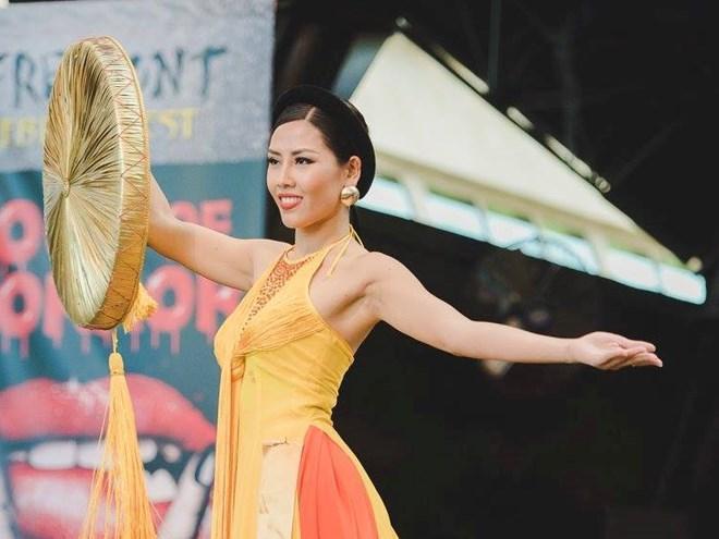 Điểm danh loạt nhan sắc Việt từng tham gia đấu trường Miss Grand International-9