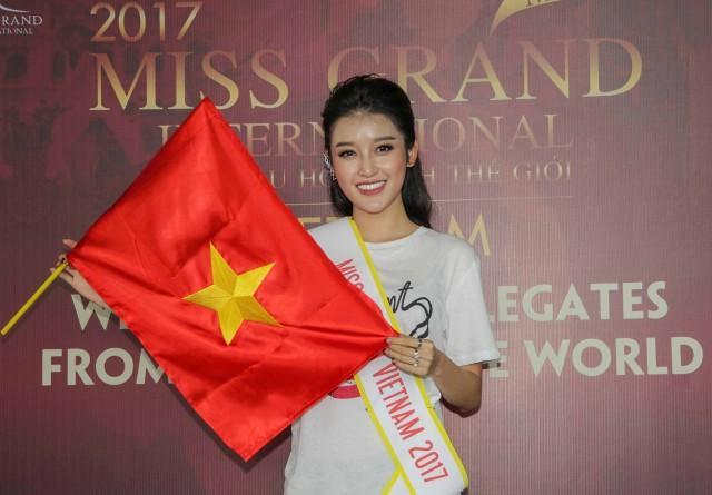 Điểm danh loạt nhan sắc Việt từng tham gia đấu trường Miss Grand International-11