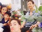 Tin sao Việt 11/10: Kim Lý mừng sinh nhật mẹ Hồ Ngọc Hà
