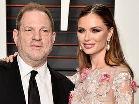 Vợ ông trùm Hollywood bỏ chồng sau bê bối lạm dụng tình dục
