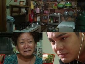 Hoàn cảnh mẹ già đơn côi và ngôi nhà xơ xác của Sơn Ngọc Minh gây sốc làng giải trí