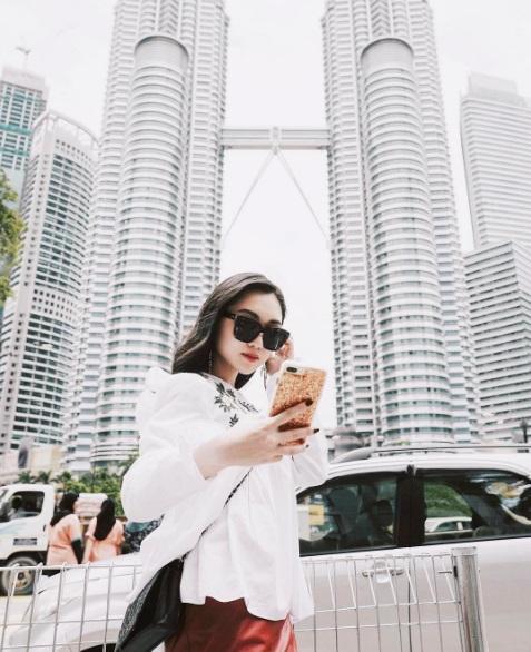 Cuộc sống sang chảnh của beauty blogger đông fan bậc nhất Hà thành-3