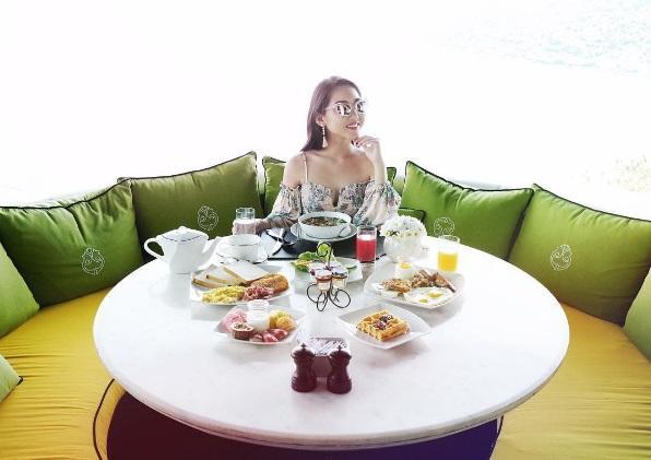 Cuộc sống sang chảnh của beauty blogger đông fan bậc nhất Hà thành-4