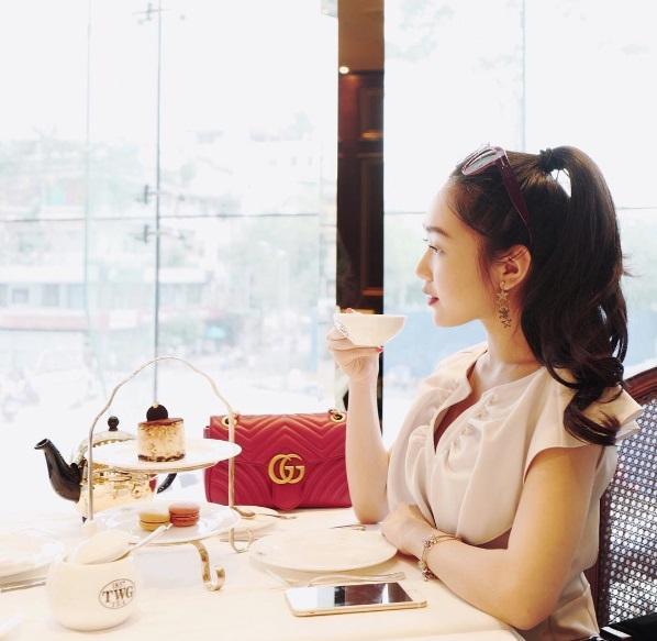 Cuộc sống sang chảnh của beauty blogger đông fan bậc nhất Hà thành-2
