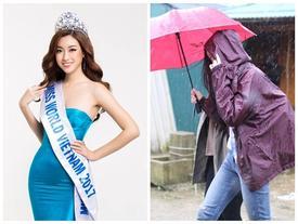 Ê-kip hoàn toàn mất liên lạc với Hoa hậu Đỗ Mỹ Linh trước ngày lên đường thi Miss World