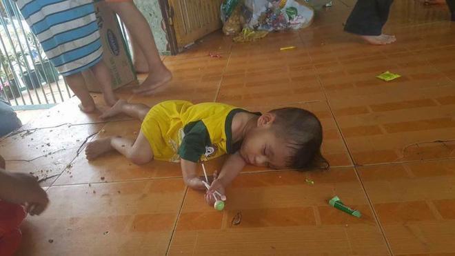 Sau hình ảnh trẻ bị bỏ đói ở Tịnh xá, sư cô trả lời: Đều sai sự thật, ở đây chỉ thiếu người chăm sóc các em-2