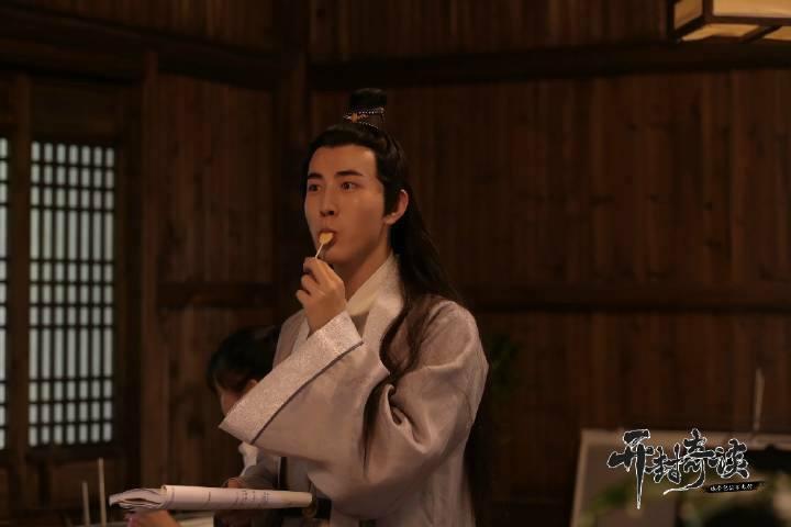Choáng trước Bao Thanh Thiên đẹp trai, trắng trẻo nhất lịch sử truyền hình Hoa ngữ-4