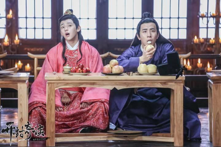 Choáng trước Bao Thanh Thiên đẹp trai, trắng trẻo nhất lịch sử truyền hình Hoa ngữ-5