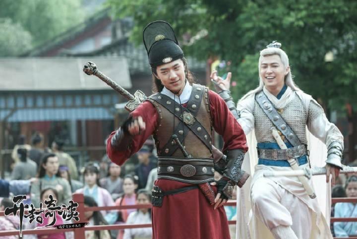 Choáng trước Bao Thanh Thiên đẹp trai, trắng trẻo nhất lịch sử truyền hình Hoa ngữ-7