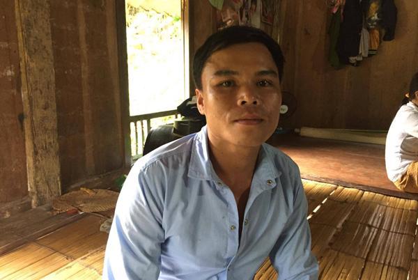 Sạt lở ở Hòa Bình: Khóc ngất kể phút đất vùi 4 người thân-3