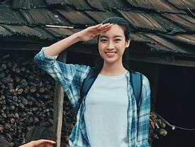 Tin sao Việt 12/10: Hoa hậu Mỹ Linh thông báo bình an sau khi bị mất liên lạc tại vùng lũ Yên Bái