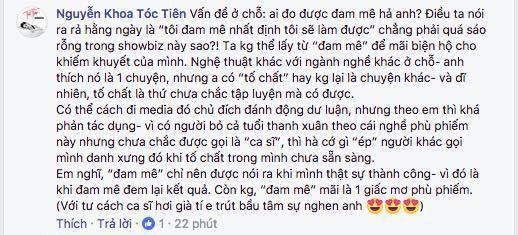 Noo Phước Thịnh: Nhạc của Chi Pu chỉ cần fan cô ấy nghe là đủ rồi, ai không thích khỏi nghe-4