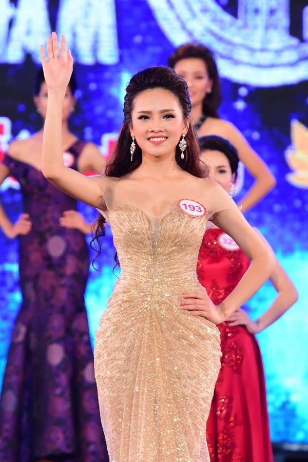 Top 10 Hoa hậu Việt Nam 2016 Tố Như nên duyên cùng hot boy cảnh sát-4