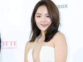 Sao nhí 'Gia đình là số 1' bị chỉ trích vì hở bạo trên thảm đỏ LHP quốc tế Busan