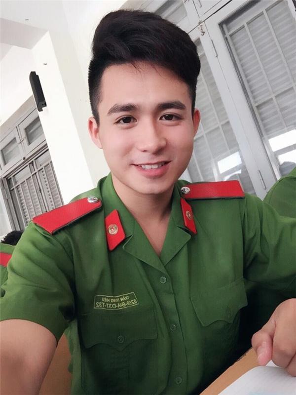 Top 10 Hoa hậu Việt Nam 2016 Tố Như nên duyên cùng hot boy cảnh sát-5