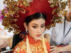 Bị cảm bất ngờ, Huyền My xin lỗi vì chưa hô được dõng dạc nhất hai tiếng 'Việt Nam'