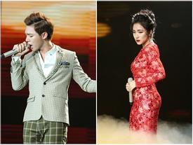 Hòa Minzy gây bất ngờ, Erik khiến Ngọc Sơn và Quang Linh bất đồng quan điểm
