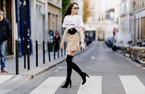 Chất đừng hỏi với phong cách street style của 3 nữ huấn luyện viên The Look-13
