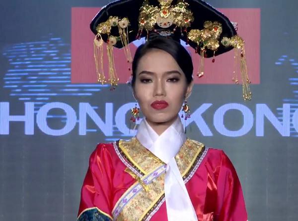 GIẬT MÌNH: Xuất hiện Lan Khuê phiên bản lỗi tại Miss Grand International 2017-4