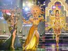 Top 10 trang phục truyền thống đẹp nhất tại đêm trình diễn Quốc phục Miss Grand International 2017