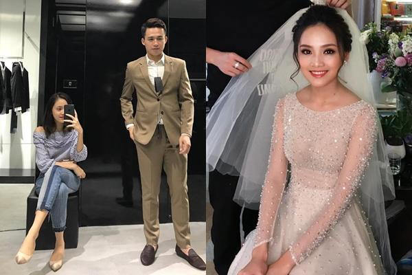 Top 10 Hoa hậu Việt Nam 2016 gửi lời nhắn sến rện đến ông xã hot boy trước ngày cưới-1