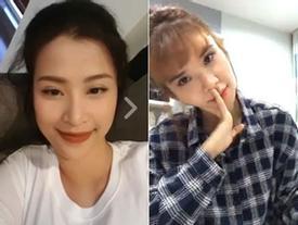 Sao Việt livestream siêu ngọt với 4G MobiFone