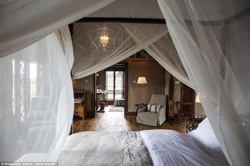 Phòng khách sạn tổ chim 5 sao đầu tiên trên thế giới-7