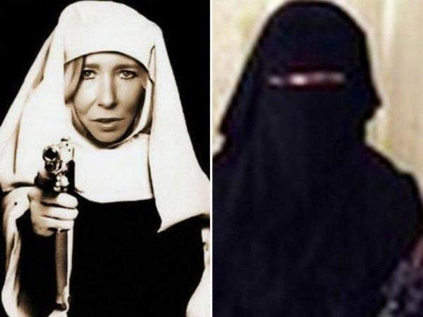Cái chết thảm của Góa phụ trắng IS khét tiếng-1