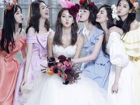 Sao Hàn 13/10: Mỹ nhân 'đẹp nhất thế giới' làm phù dâu trong hôn lễ bạn cùng nhóm