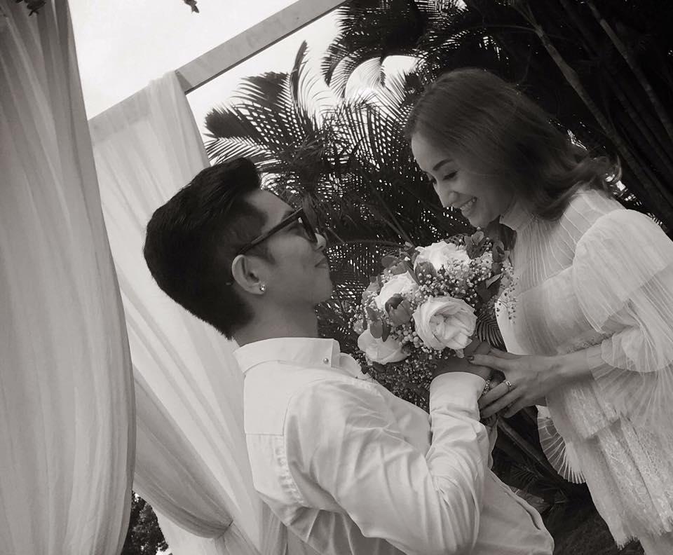 Tin sao Việt 13/10: Thông tin ca sĩ Đức Tuấn bí mật đám cưới gây xôn xao showbiz-3