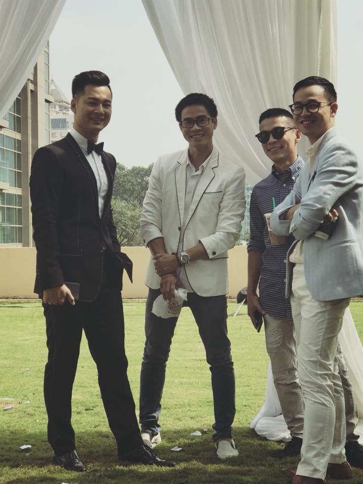 Tin sao Việt 13/10: Thông tin ca sĩ Đức Tuấn bí mật đám cưới gây xôn xao showbiz-2