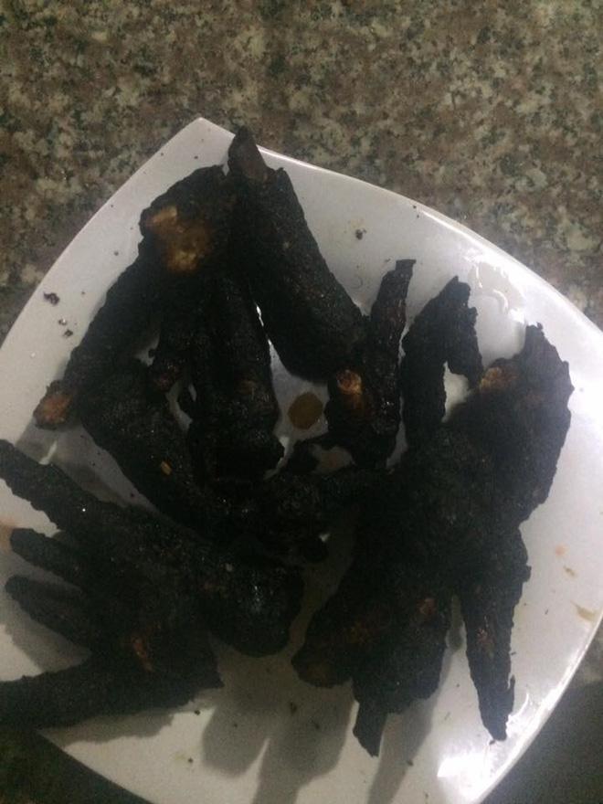 Khoe khéo khoe đảm xưa rồi, chị em giờ đang có mốt mới chất hơn: Khoe nấu nướng vụng về-6