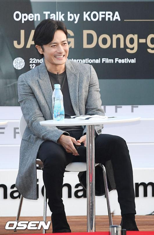 Jang Dong Gun: Tôi chưa thực sự là người chồng, người cha tốt-4