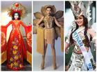 Những quốc phục nặng muốn 'gãy cổ' mỹ nhân Việt trên đấu trường nhan sắc quốc tế