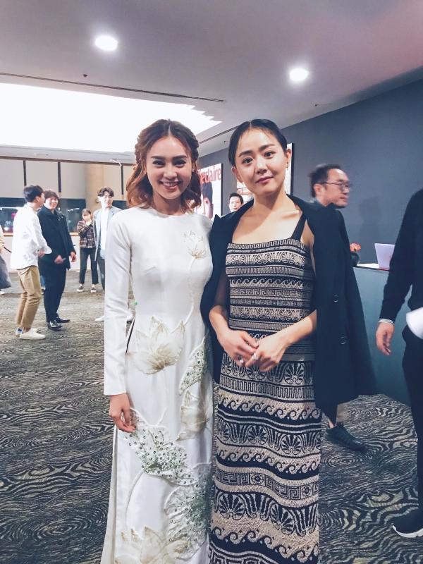 Ninh Dương Lan Ngọc đoạt Gương mặt châu Á tại LHP Busan, nhan sắc lấn át Yoona và Moon Geun Young-5