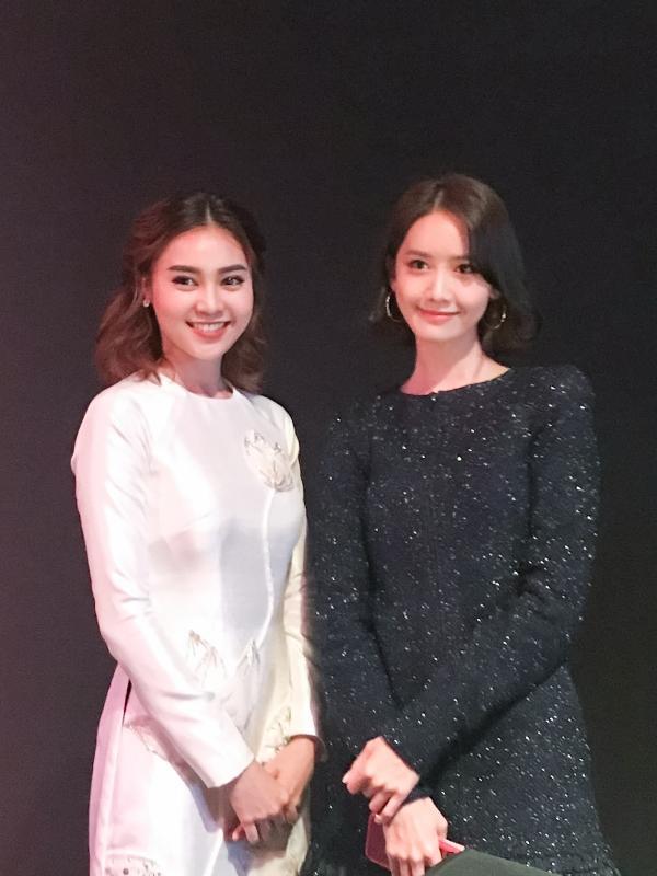 Ninh Dương Lan Ngọc đoạt Gương mặt châu Á tại LHP Busan, nhan sắc lấn át Yoona và Moon Geun Young-4