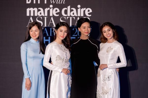 Ninh Dương Lan Ngọc đoạt Gương mặt châu Á tại LHP Busan, nhan sắc lấn át Yoona và Moon Geun Young-6