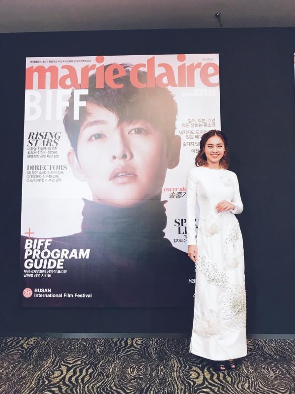 Ninh Dương Lan Ngọc đoạt Gương mặt châu Á tại LHP Busan, nhan sắc lấn át Yoona và Moon Geun Young-10