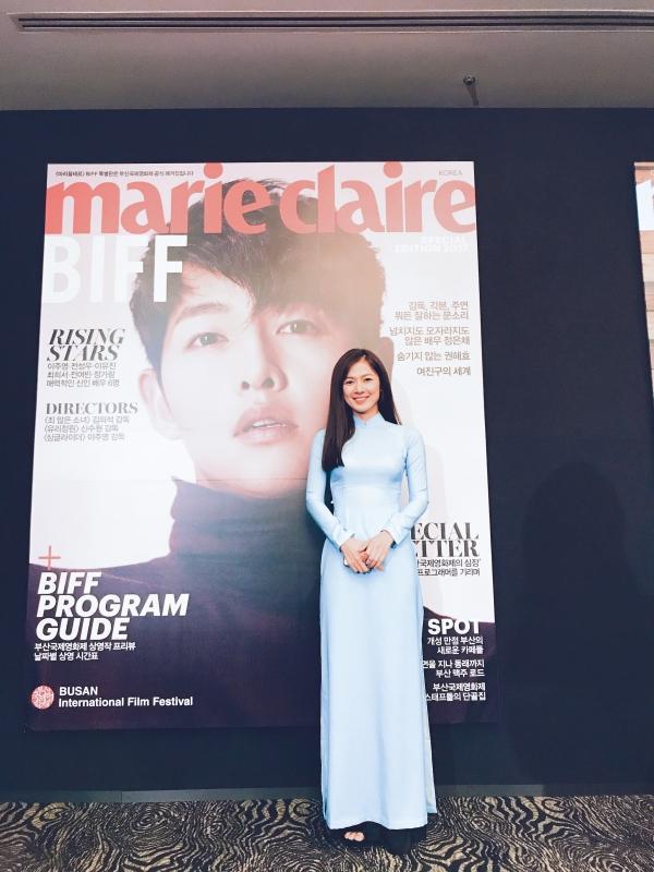 Ninh Dương Lan Ngọc đoạt Gương mặt châu Á tại LHP Busan, nhan sắc lấn át Yoona và Moon Geun Young-11