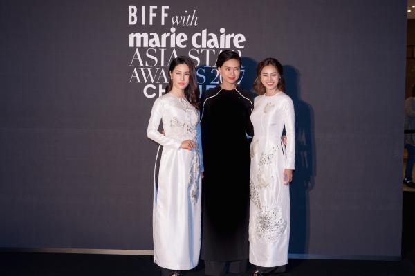 Ninh Dương Lan Ngọc đoạt Gương mặt châu Á tại LHP Busan, nhan sắc lấn át Yoona và Moon Geun Young-7