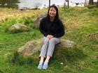 Nữ sinh Hàn Quốc tử vong khi nhảy tạo dáng cạnh vách đá cao
