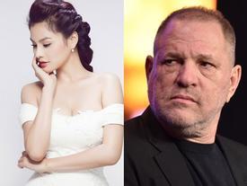 Vũ Thu Phương nói về vụ quấy rối tình dục: 'Những sao lớn Hollywood còn phải im lặng huống chi tôi'