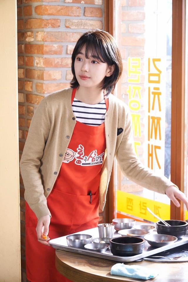 Cắt tóc ngắn ngủn, Suzy vẫn xinh và mặc đẹp trong Khi Nàng Say Giấc-3