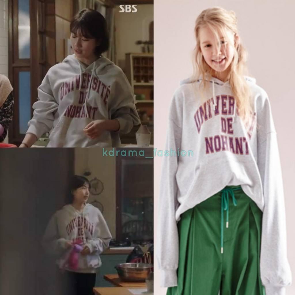 Cắt tóc ngắn ngủn, Suzy vẫn xinh và mặc đẹp trong Khi Nàng Say Giấc-9