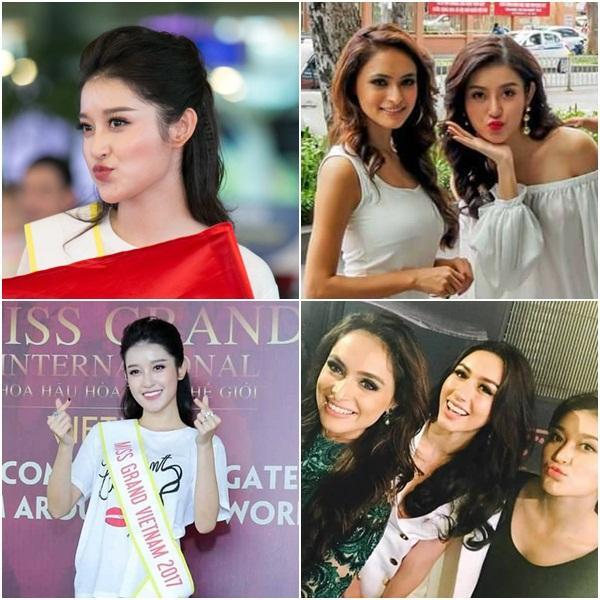 Hành trình thoát mác hotgirl của Huyền My tại Miss Grand International 2017-2