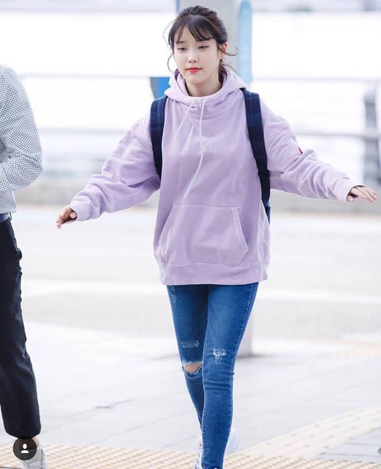 Street style sao Hàn: Suzy ngọt ngào - Lee Min Ho lịch lãm khiến fan đứng ngồi không yên-2