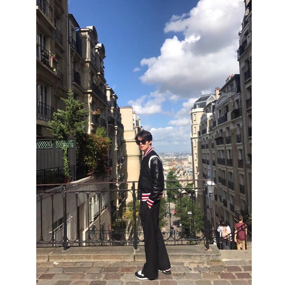 Street style sao Hàn: Suzy ngọt ngào - Lee Min Ho lịch lãm khiến fan đứng ngồi không yên-4